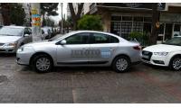 Renault Fluence İzmir Karşıyaka KAYRA OTO KİRALAMA