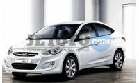 Hyundai Accent Blue Aydın Aydın UĞUR RENT  A CAR