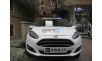 Ford Fiesta İstanbul Şişli 2E Rent A Car
