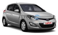 Hyundai i20 Trabzon Trabzon Havalimanı Sartes Rent A Car