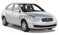 Hyundai Accent Antalya Muratpaşa ÇİZMECİ RENT A CAR