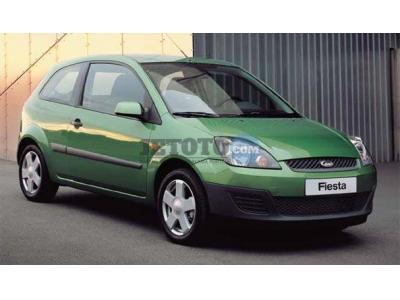 Ford Fiesta Kıbrıs Girne ATHALASSA CAR RENTAL