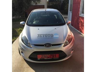 Ford Fiesta Kıbrıs Ercan Havaalanı Ceremi Rent A Car Şti Ltd.
