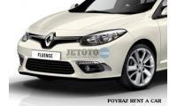 Renault Fluence İstanbul Büyükçekmece POYRAZ OTOMOBİL VE RENT A CAR