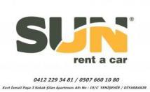 Diyarbakır Havaalanı (DIY) Sun Rent A Car
