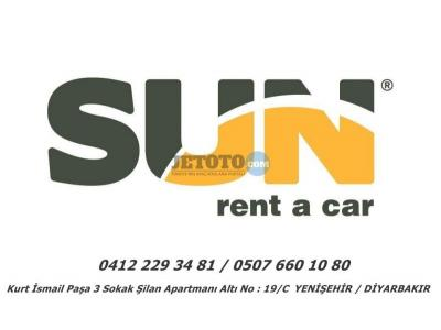 Renault Clio Diyarbakır Havaalanı (DIY) Sun Rent A Car