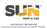 Ford Focus Diyarbakır Havaalanı (DIY) Sun Rent A Car