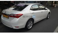 Toyota Corolla Istanbul Bahcelievler Yakabey Rent A Car