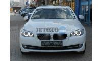 BMW 5 Serisi Mersin Mezitli Speed Oto Kiralama