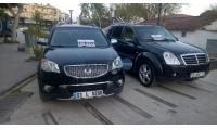 Ssangyong Korando Antalya Serik Redline Motors Araç Kiralama