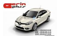 Renault Fluence Adana Seyhan ADANA OTO KİRALAMA ECRİN RENT A CAR
