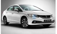Honda Civic İzmir Konak Fia Rent A Car
