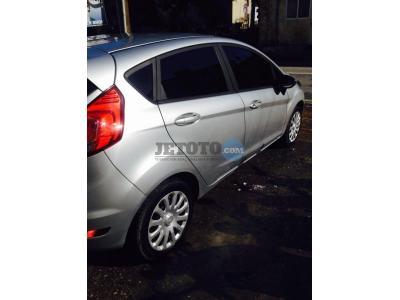 Ford Fiesta Kıbrıs Girne Easyrentacar