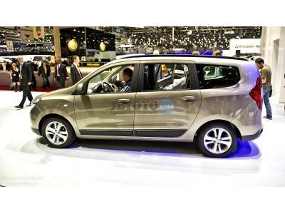 Dacia Lodgy İstanbul Bahçelievler Mertcan Car