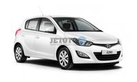Hyundai i20 İzmir Konak Fia Rent A Car