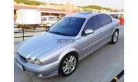 Jaguar X Type İzmir Konak FIRST CLASS VIP HİZMETLER