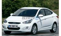 Hyundai Accent Blue Ankara Çankaya Ankyra Rent A Car Oto Kiralama