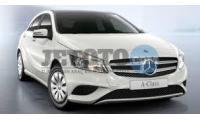 Mercedes A Adana Adana Havaalanı EMG CAR RENTAL