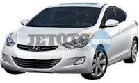 Hyundai Elantra Adana Adana Havaalanı EMG CAR RENTAL
