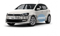 Volkswagen Polo İzmir Konak Viaydi İzmir Oto Kiralama