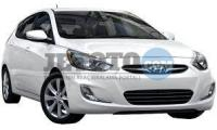 Hyundai Accent Blue Adana Adana Havaalanı EMG CAR RENTAL