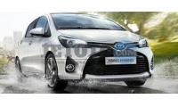 Toyota Yaris Elazığ Elazığ Vıp Rent A Car