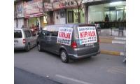 Volkswagen Caravelle İstanbul Zeytinburnu BAHA RENT A CAR