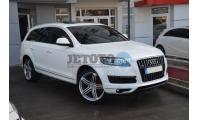 Audi Q7 Ankara Çankaya ALTUN FİLO KİRALAMA