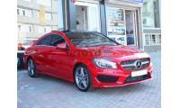 Mercedes CLA Ankara Çankaya ALTUN FİLO KİRALAMA