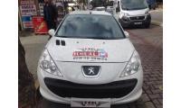 Peugeot 206 + İstanbul Avcılar EZEL MOTORS OTO KİRALAMA