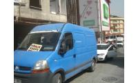Renault Master İstanbul Eyüp Ticari Araç Kiralama