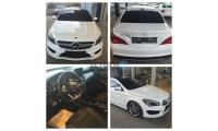 Mercedes CLA Adana Seyhan FG CAR RENTAL