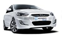 Hyundai Accent Blue Bingöl Havaalanı (BGG) Ürekoglu Rent A Car