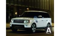 Land Rover Range Rover Bingöl Havaalanı (BGG) Ürekoglu Rent A Car