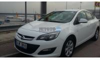 Opel Astra İstanbul Sabiha Gökçen Havalimanı 34 Rent A Car