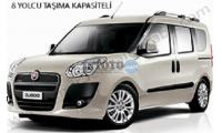 Fiat Doblo İzmir Buca Şato Rent A Car