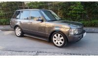 Land Rover Range Rover İstanbul Şişli 2E Rent A Car