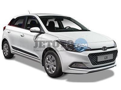 Hyundai i20 İstanbul Ataşehir KARINCA TURİZM TAŞ.OTO.RENT A CAR