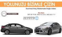 Ford Focus Malatya Havaalanı (MLX) Beşkonaklar Rent A Car
