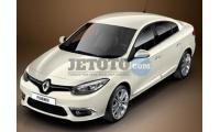 Renault Fluence İstanbul Kartal Garrage Rent A Car