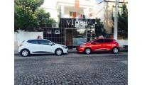 Renault Clio İzmir Bergama Bergama Oto Kiralama Vip Rentacar