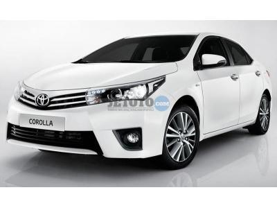 Toyota Corolla Aydın Aydın ERBA RENT A CAR