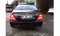 Mercedes S Adana Adana Havaalanı ADANA OTO KİRALAMA