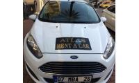 Ford - Otosan Fiesta Van Antalya Antalya Flughafen Atlas Oto Kiralama