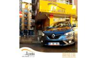 Renault Megane Erzurum Yakutiye Almira Car Rental Services