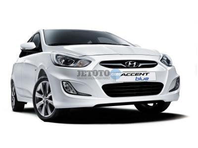 Hyundai Accent Blue İstanbul Kağıthane YÜCEL RENT A CAR ve FİLO KİRALAMA