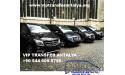 Mercedes Vito Antalya Muratpaşa NICE VIP TRANSFER
