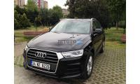 Audi Q3 İstanbul Eyüp MP DURMAZ OTO KİRALAMA
