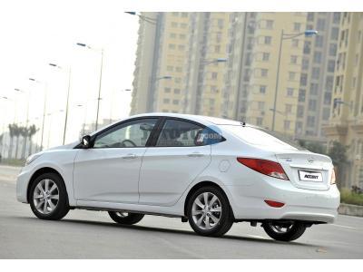 Hyundai Accent Blue Ankara Etimesgut Eryaman Oto Kiralama Rent A Car
