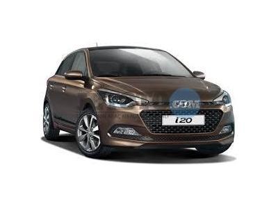Hyundai i20 Burdur Bucak First Class Car Rental